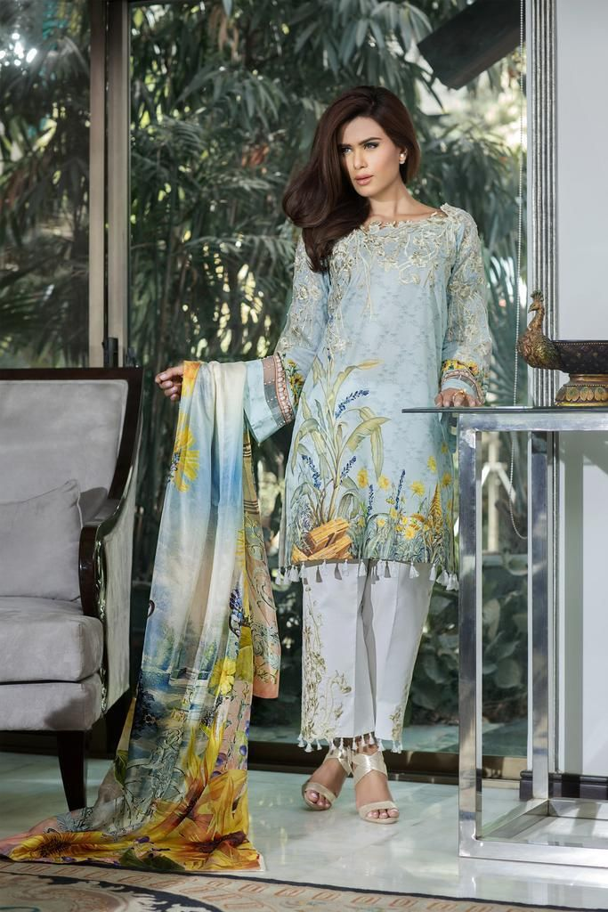 Rungrez Eid Pret Lawn Collection Is Semi Formal Dresses Collection
