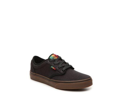 vans atwood rasta black gum