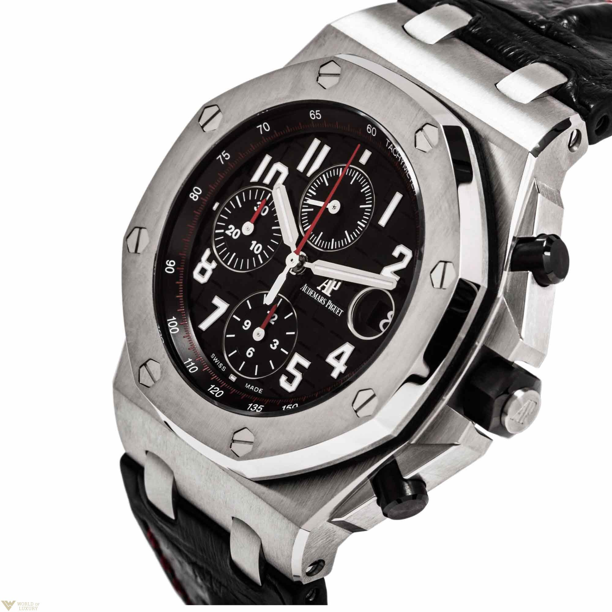 Audemars piguet royal oak offshore vampire ref 26470st oo audemars piguet for Royal oak offshore vampire