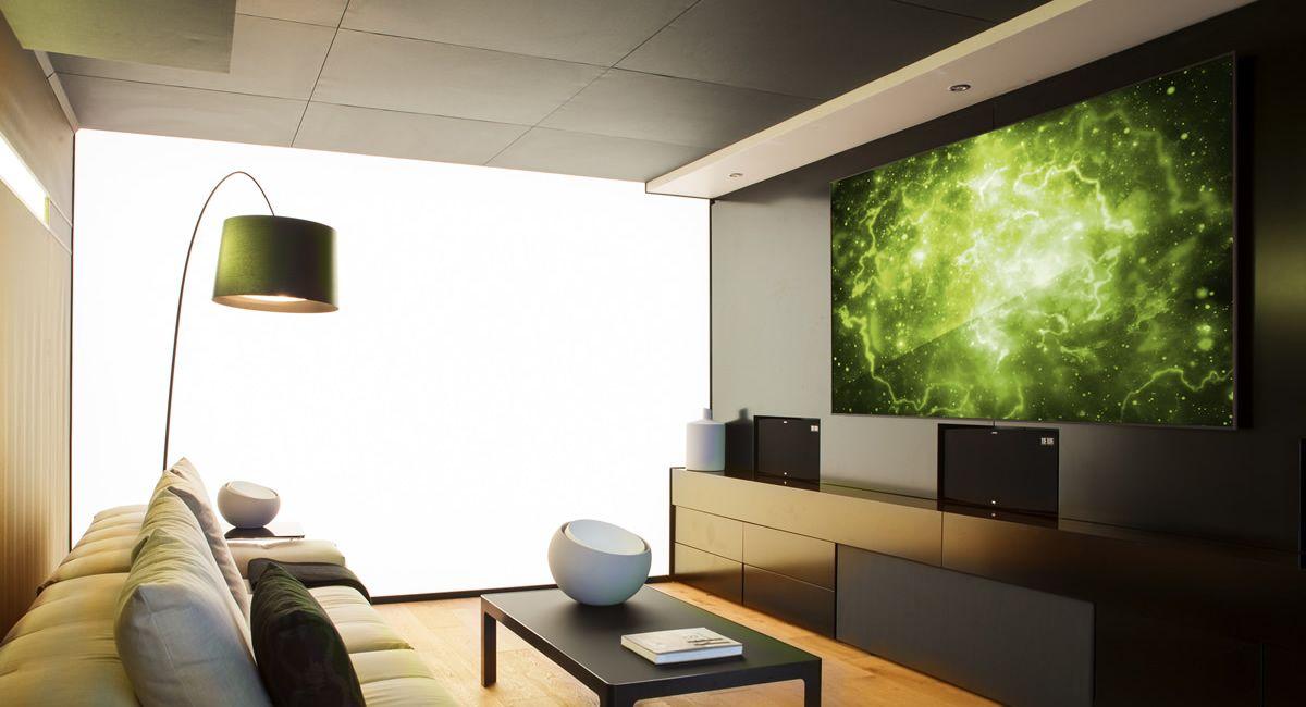House Boz Audio Visual Solutions Modern Home Cinema Design, BNC ...