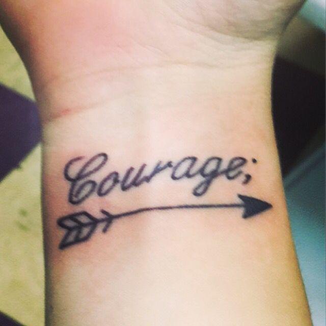 Courage Tattoo Fonts | www.pixshark.com - Images Galleries ...