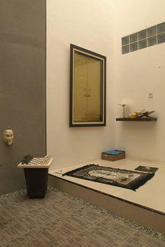 31 desain mushola minimalis dalam rumah | gaya rumah