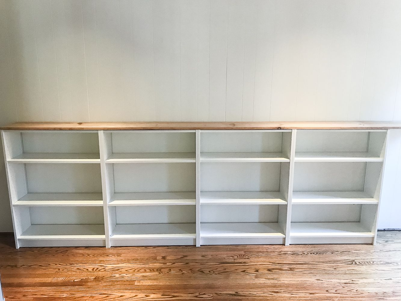 DIY Playroom Bookcase BuiltIns Bookcase, Low bookcase