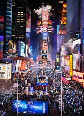 Tips For Watching The Ball Drop In Times Square New Years Eve Nyc