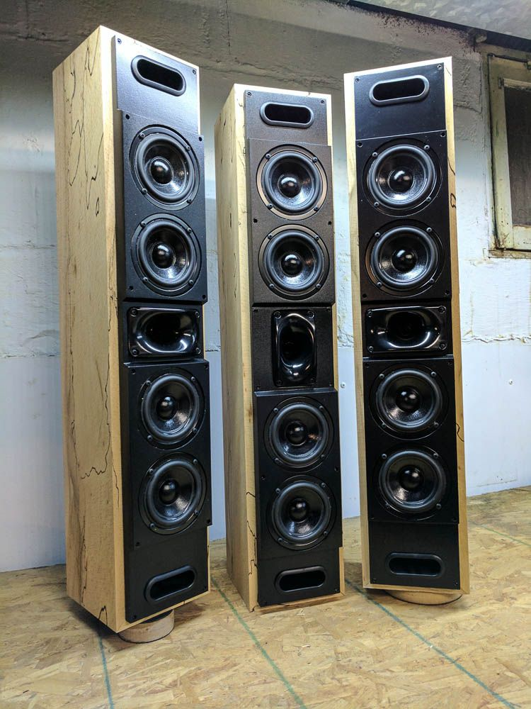 Building Speakers For My Home Theater Handmade Crafts Howto