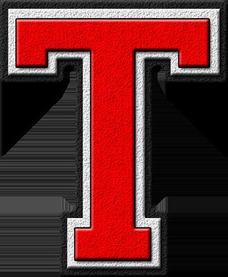 Red Letter T Google Search Lettering Alphabet Varsity Letter Lettering