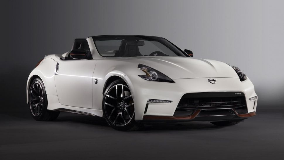 Nissan 370z Nismo Roadster Concept Official Pictures Digital Trends Nissan 370z Nismo 2015 Nissan 370z Nismo Nissan Nismo