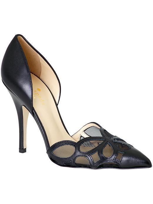 6841910e0b Kate Spade Black Pump #KateSpade #BlackPump #Pump   ACCESSORIES SHOW ...