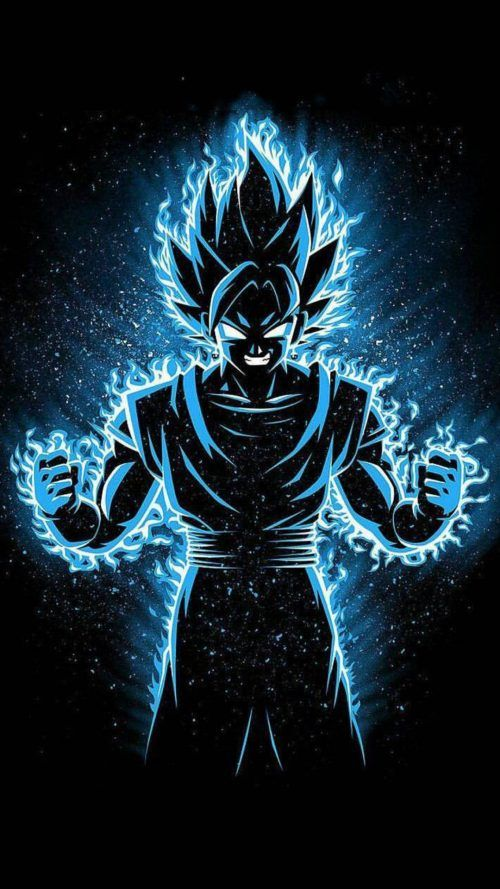 Best 20 Pictures of Dragon Ball Z – #06 – Goku and Vegeta Super Saiyan Blue Fusion Picture for Mobile Phone - HD Wallpapers | Wallpapers Download | High Resolution Wallpapers