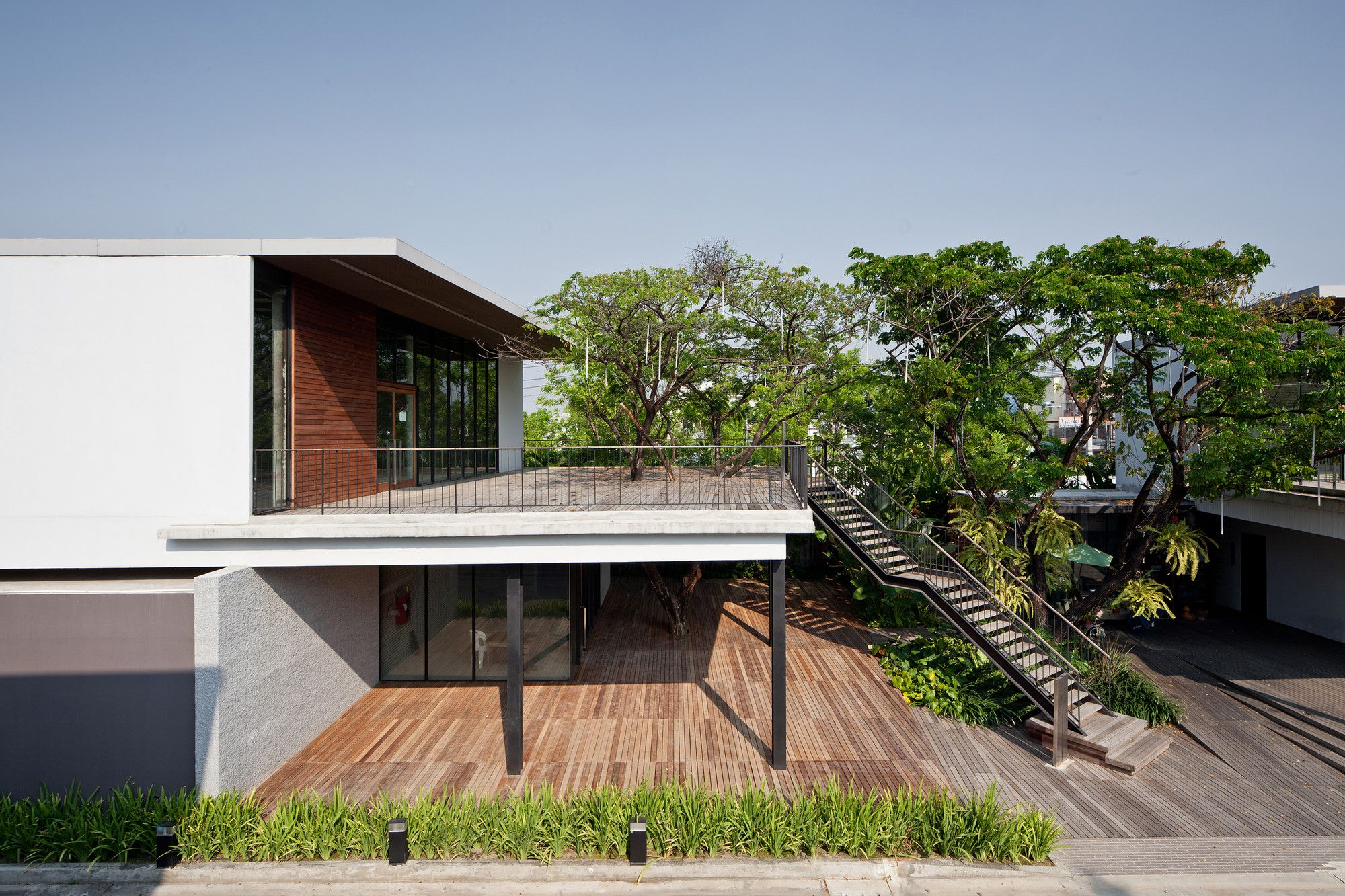 Gallery of Kurve 7 / Stu/D/O Architects - 3 | Resumen, Fachadas y ...