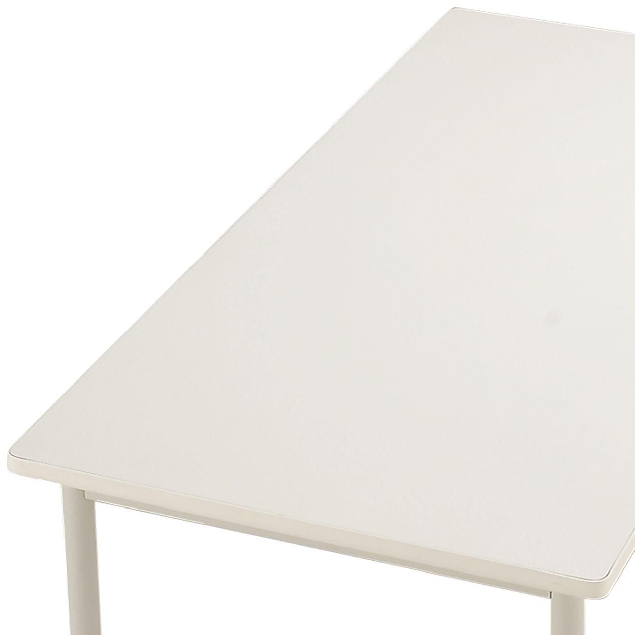 デスク天板 メラミン 幅150cm 白 システムタイプ 幅150 奥行60 厚み2cm 無印良品ネットストア 無印良品 無印 インテリア 小物