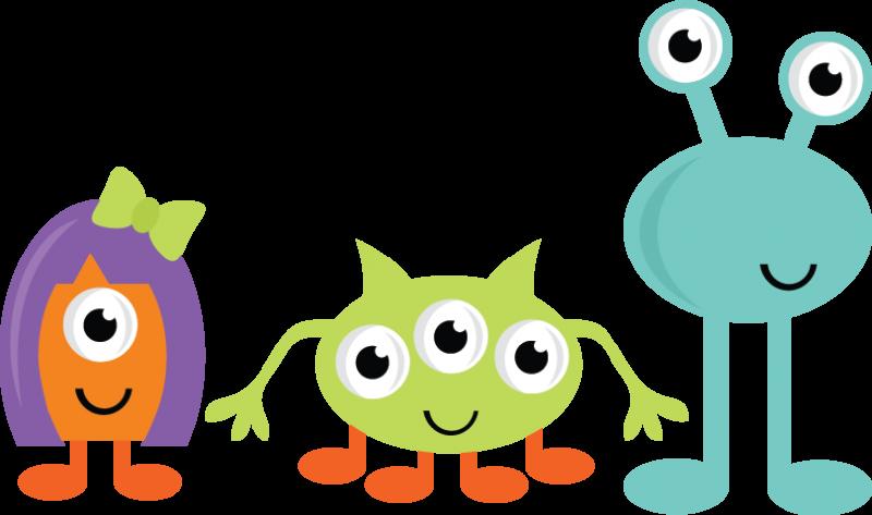 monstruitos divertidos - Buscar con Google | Pintar | Pinterest ...