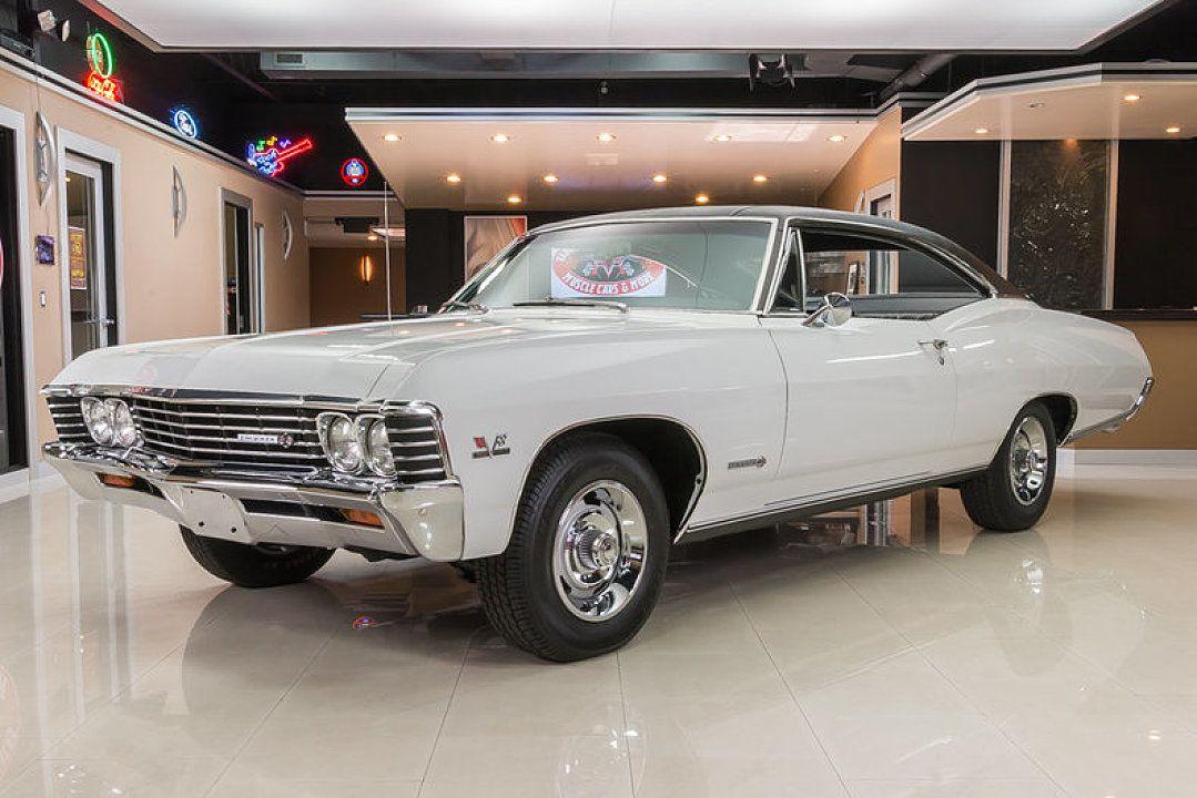 1967 Chevrolet Impala for sale 100776582 | Cars I like | Pinterest ...