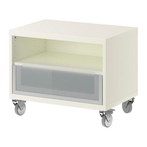 BESTÅ Banco con ruedas - blanco - IKEAalmacenaje wasa bi   DECO ...