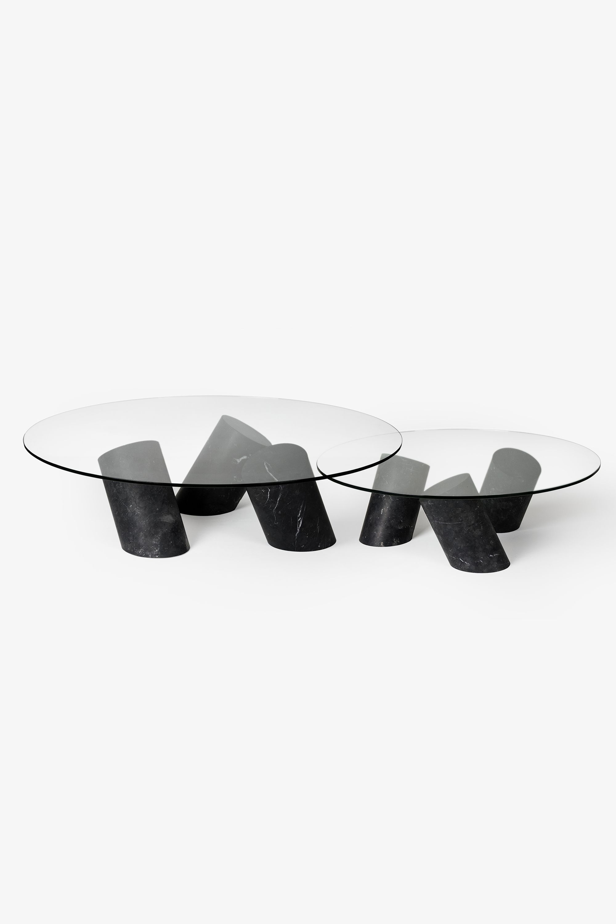 Carnac Low Table Gofi Drum Coffee Table Oval Coffee Tables Concrete Dining Table [ 3000 x 2000 Pixel ]