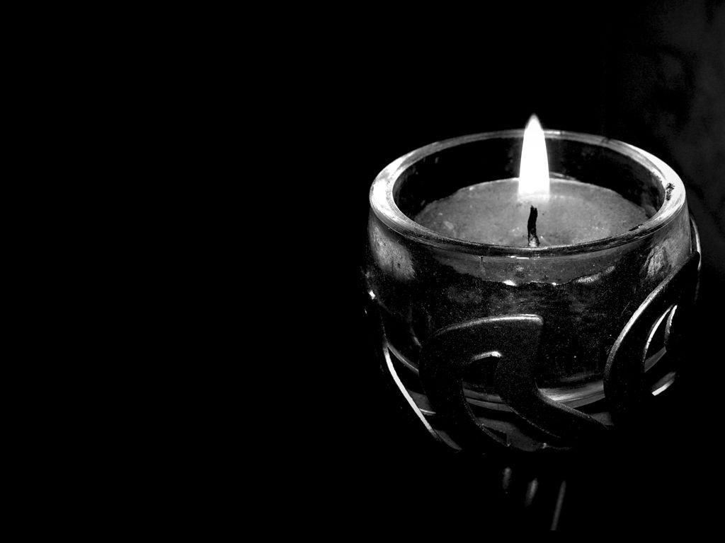 Pin By Cynthia Zatorsky On Black And White Photography Black Candles Black Wallpaper Black Hd Wallpaper