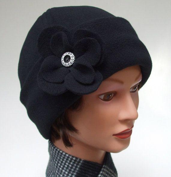 cozy fleece hat | Bebelle | Pinterest | Gorros, Tela y Costura