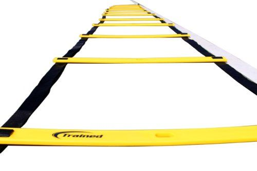Agility Ladder -Professional Equipment to Increase Your Speed, Strength and Agility. Agility Ladder $39.99 amazon