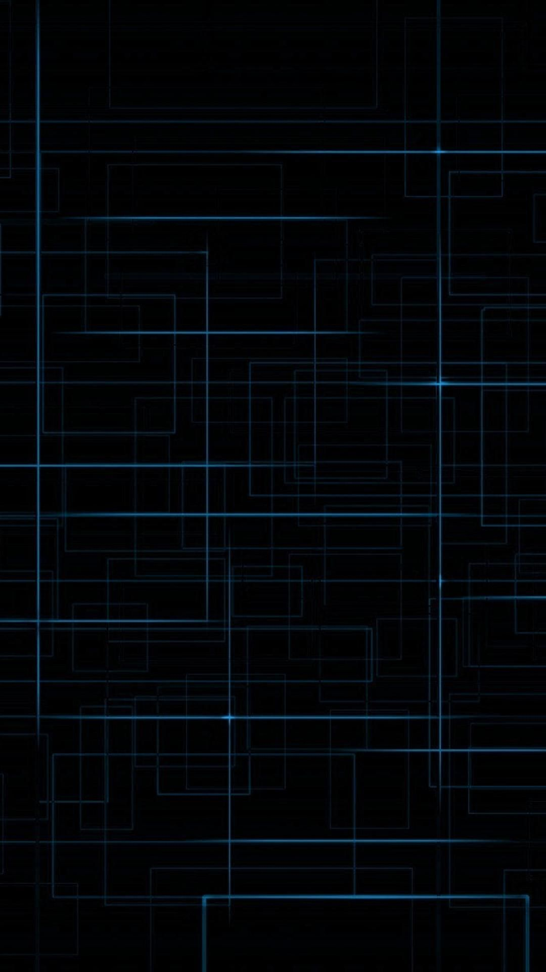 Full Hd Dark Blue Wallpaper For Mobile