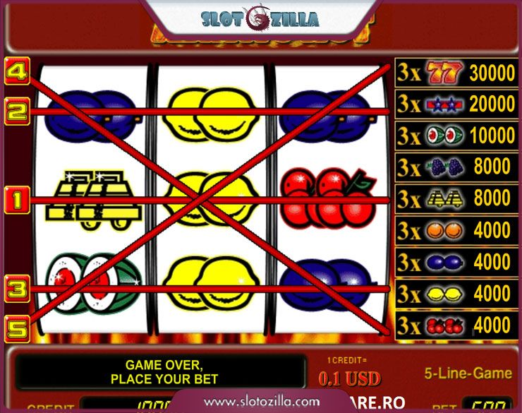 Always Hot Slot Online Machines Free by Novomatic in 2020