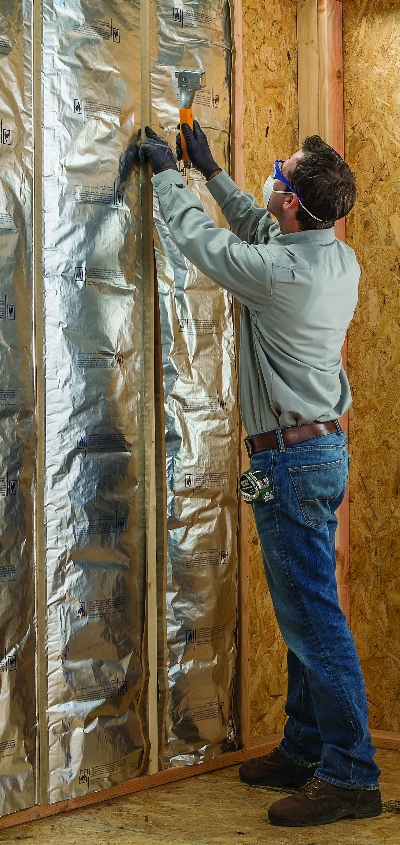 Guardian By Knauf Insulation Delivers Sustainable Products That Provide Comfort And Improve Sound Control Foil Faced Insulation Foil Insulation Roll Insulation