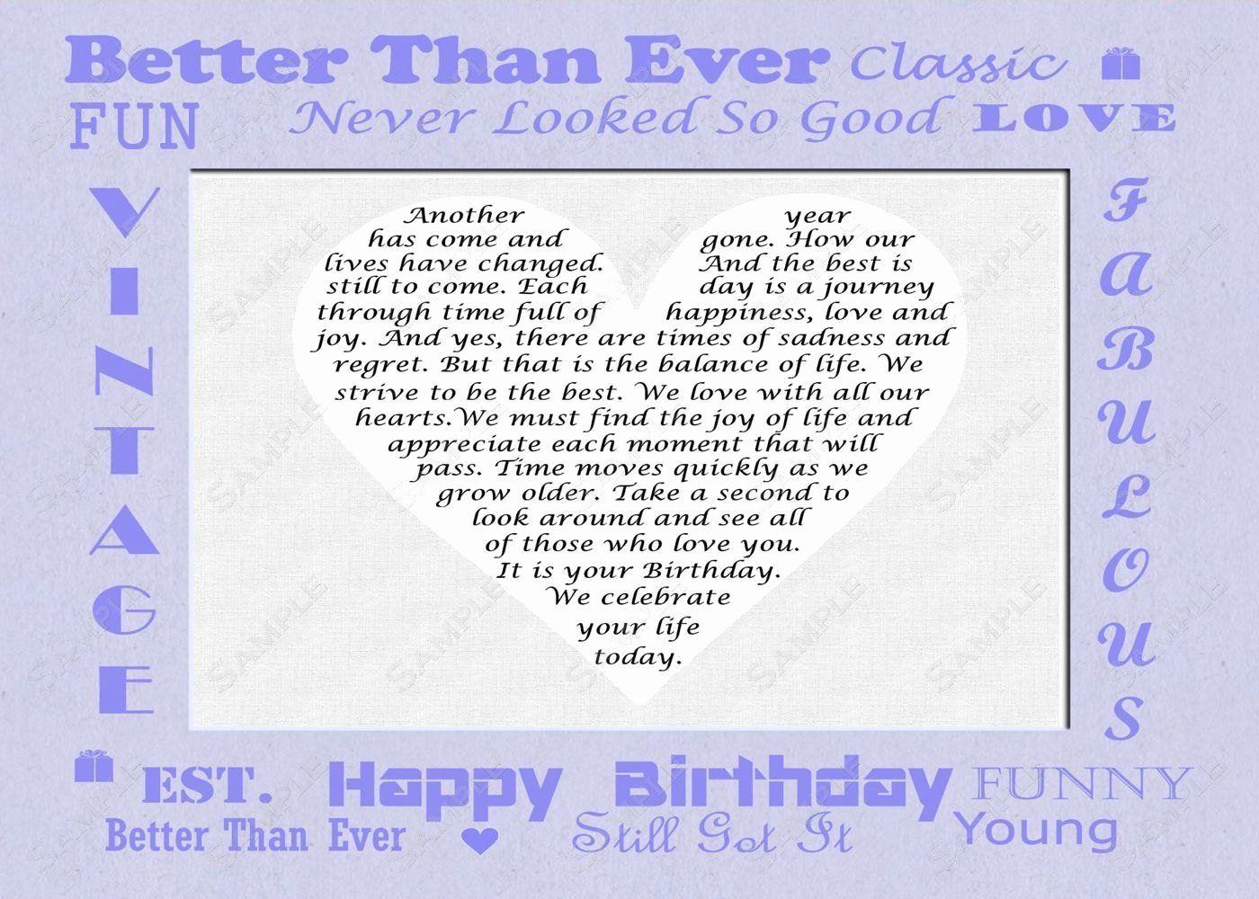 Poem for Grandma Birthday New 80 Birthday Poems in 2020