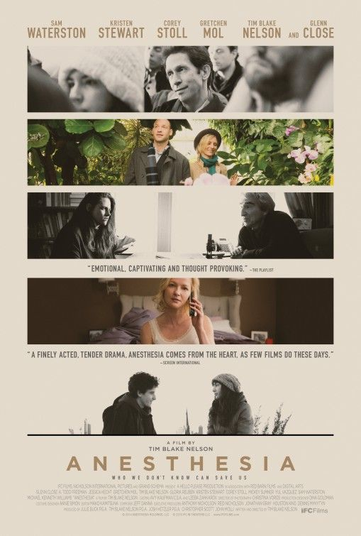 Click To View Extra Large Poster Image For Anesthesia Filmes