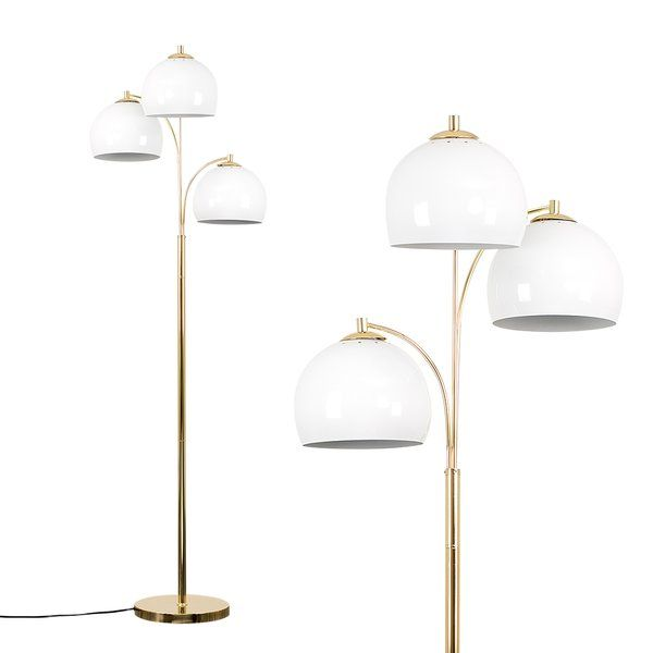 Dantzig 3 arm 150cm floor lamp youll love