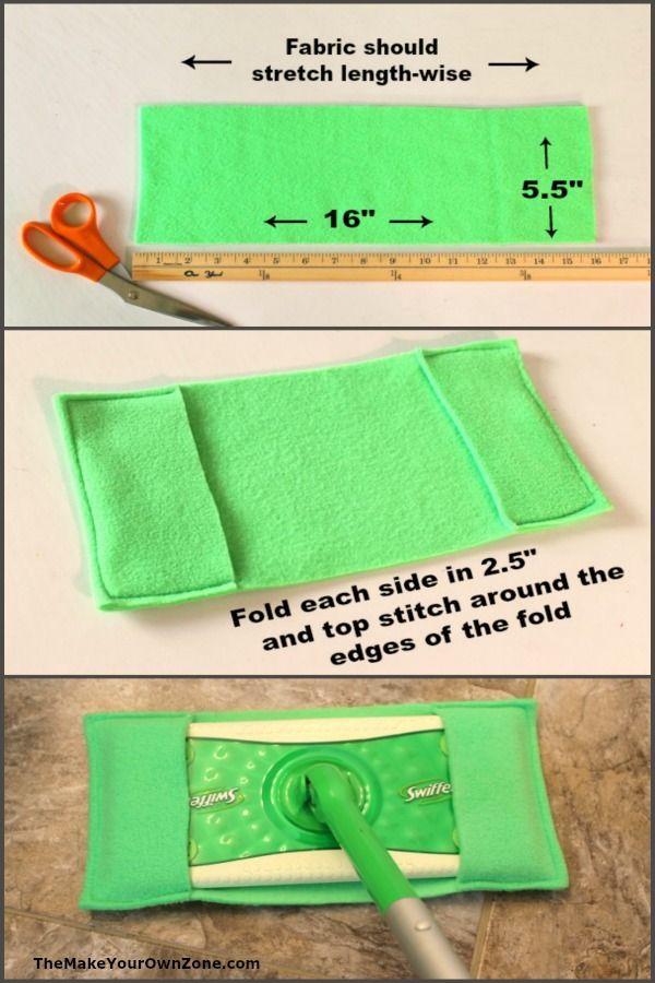 Photo of Fünf Möglichkeiten, hausgemachte Swiffer-Cover herzustellen – Machen Sie Ihre eigene Zone