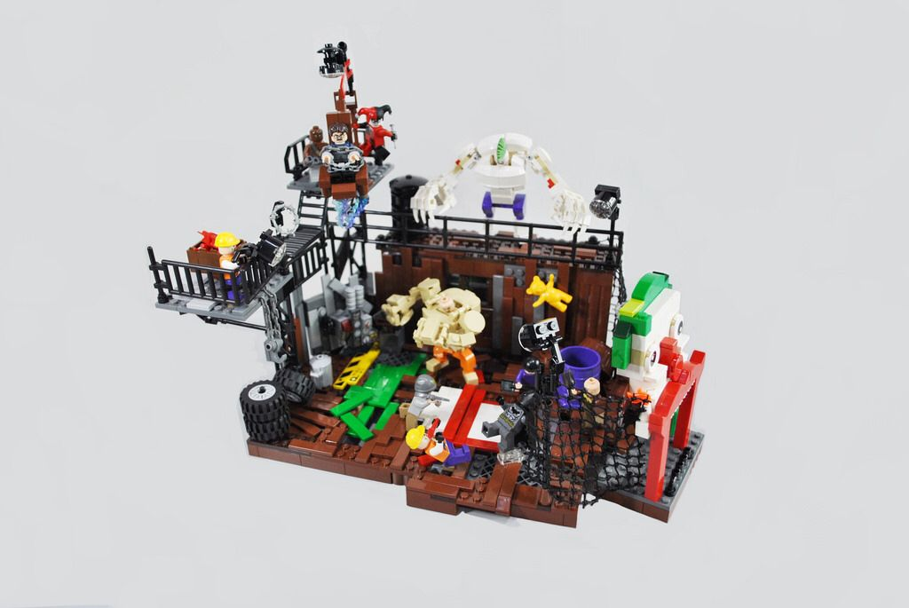 Lego batman: Let's start the party!!!