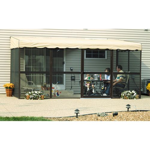 Patio Mate 8 Ft. 6 In. X 17 Ft. 1 In. Screened Enclosure