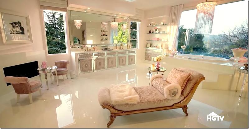 Beverly Hills Renovation Lisa Vanderpump House Extravagant Homes Lisa Vanderpump Closet