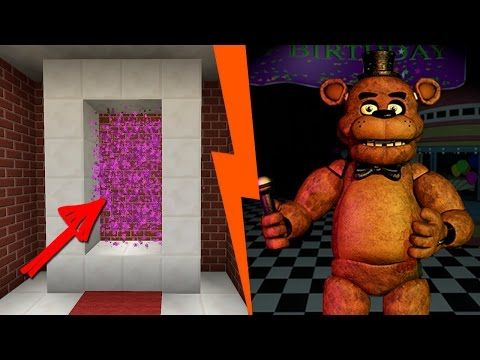 The Return's To Abomination's Night 1 *Withered Toy Animatronics* - YouTube