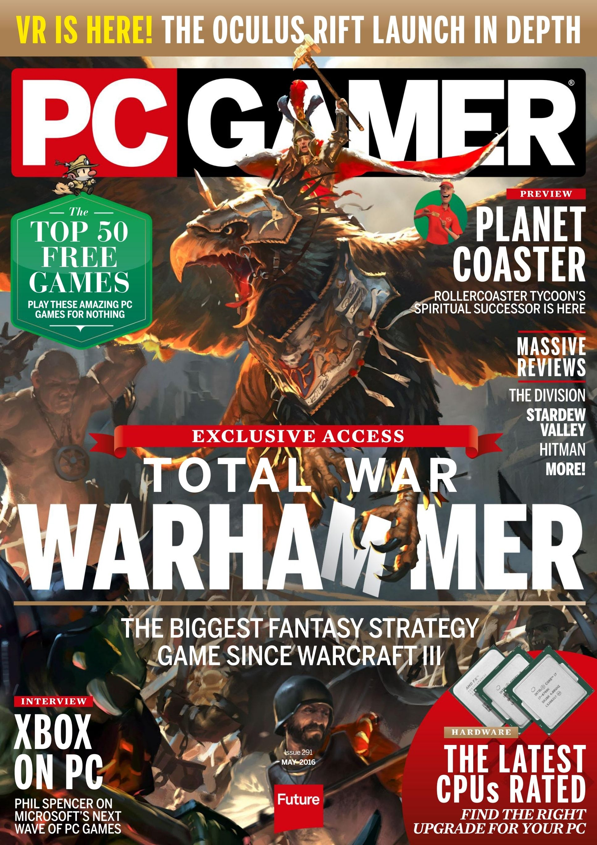 Image result for PC gamer magazine covers | Magazine | Pc