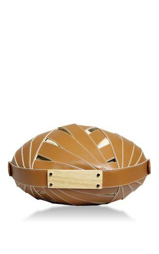 Le Panier Ball In Caramel by PERRIN PARIS for Preorder on Moda Operandi
