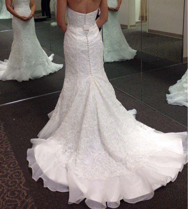 galina signature wedding dress back