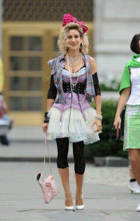 80er Jahre Kostüm selber machen | 80iger Outfits & Frisuren ...