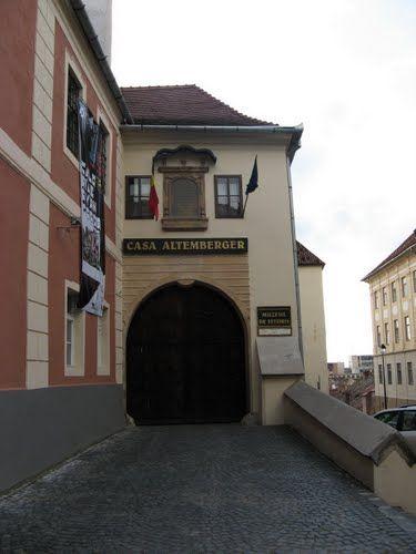 casa altemberger - muzeul de istorie sibiu - Căutare Google