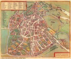 Vicenza, Italy - 1588