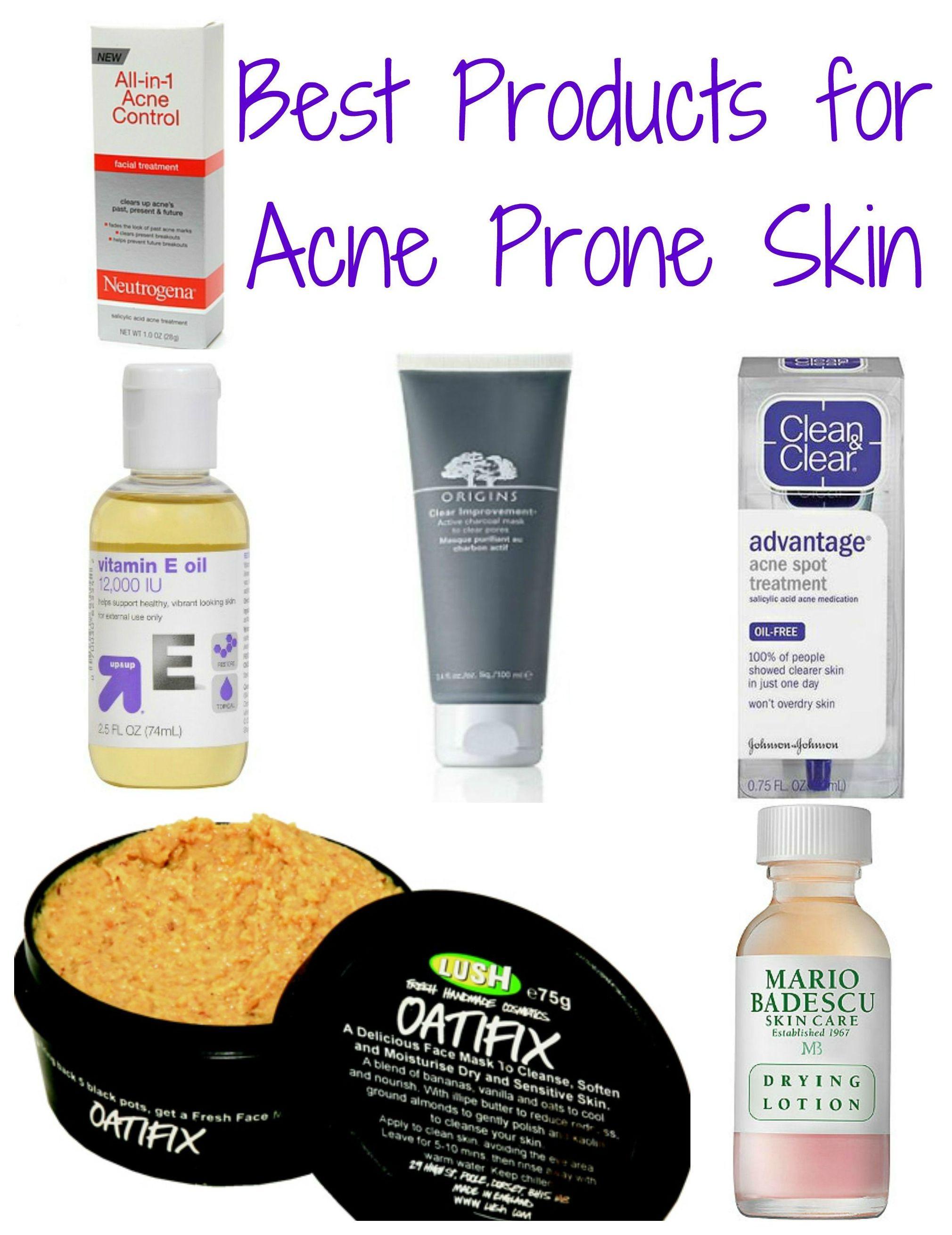 Pin On Oily Acne Prone Skin