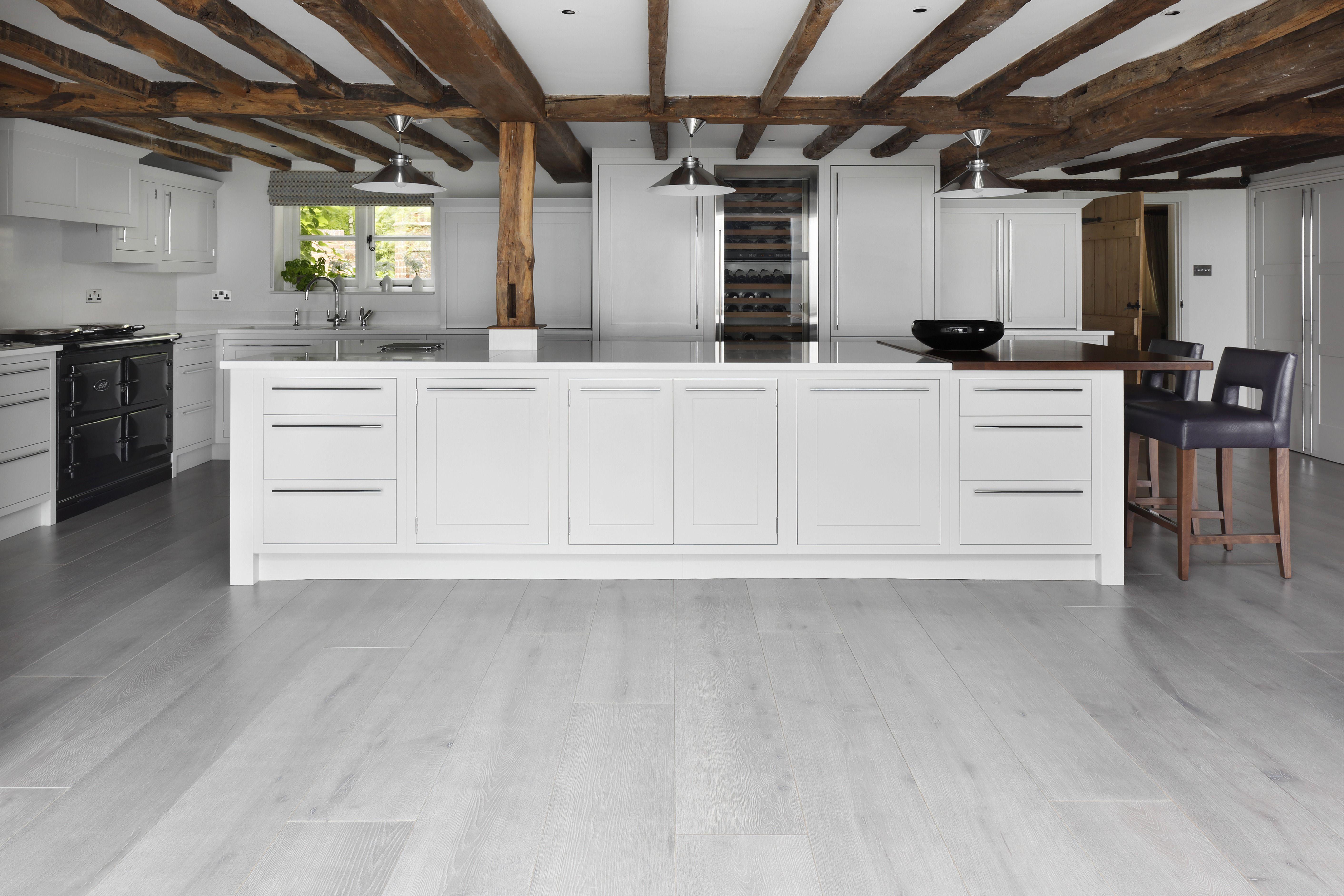 Venetian grey oak engineered wood flooring from www.element7.co.uk ...