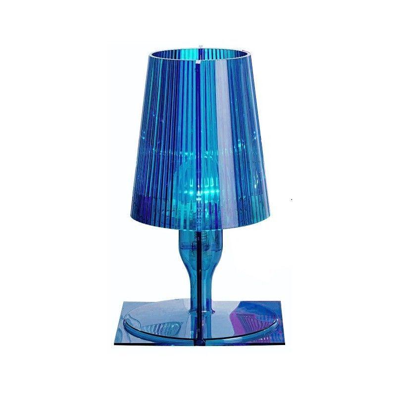 Lampada Kartell Take Blu trasparente | house stuff in 2019 ...