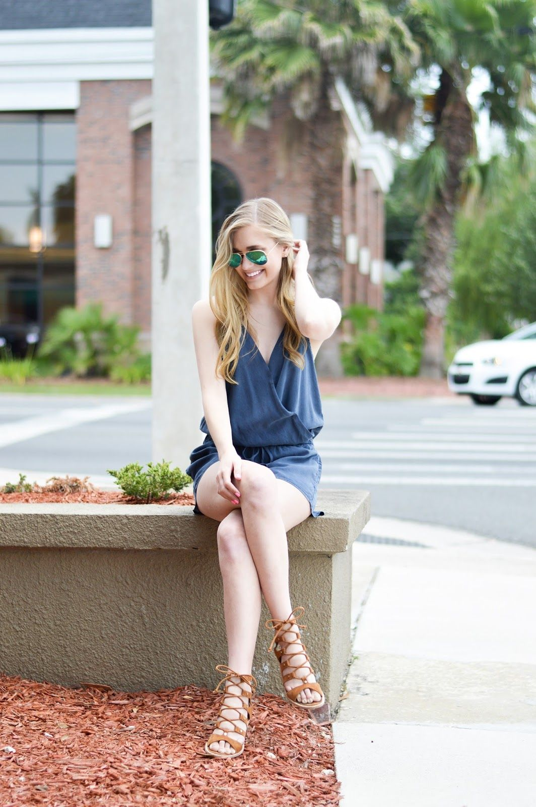 Summer is the Time for Rompers!