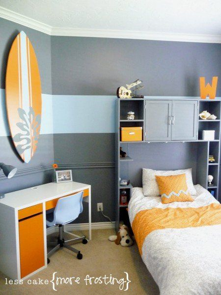 15+ Amazing Tween/Teen Boy Bedrooms - TIDBITS&TWINE