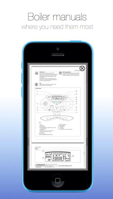 Boiler Manual App - Free User Guide •