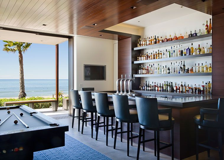 34Th And The Strand  Kaa Design Nice Bar  Santa Monica New The Strand Dining Rooms Decorating Inspiration