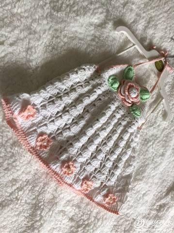детский сарафан крючком схема вязание крючком детских сарафанов