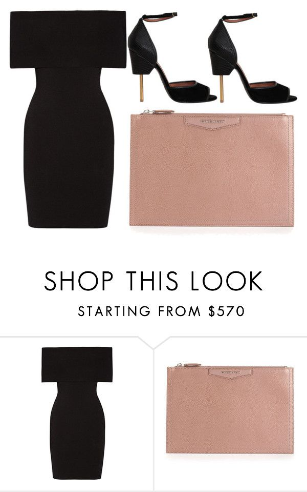 """""""the welcoming party // saskia kendall reed"""" by icy-blonde ❤ liked on Polyvore featuring Rosetta Getty, Givenchy and ROSETTAGETTY"""