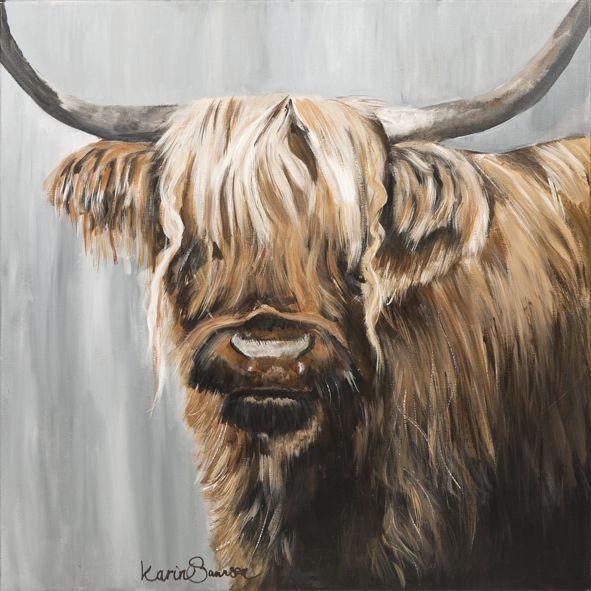 schilderij schaap
