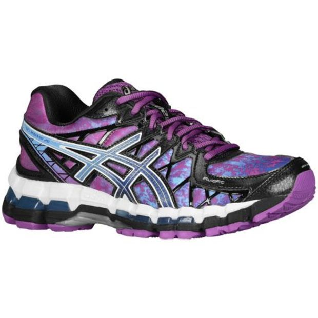 Asics Gel Kayano 20 Purple Womens Shoes